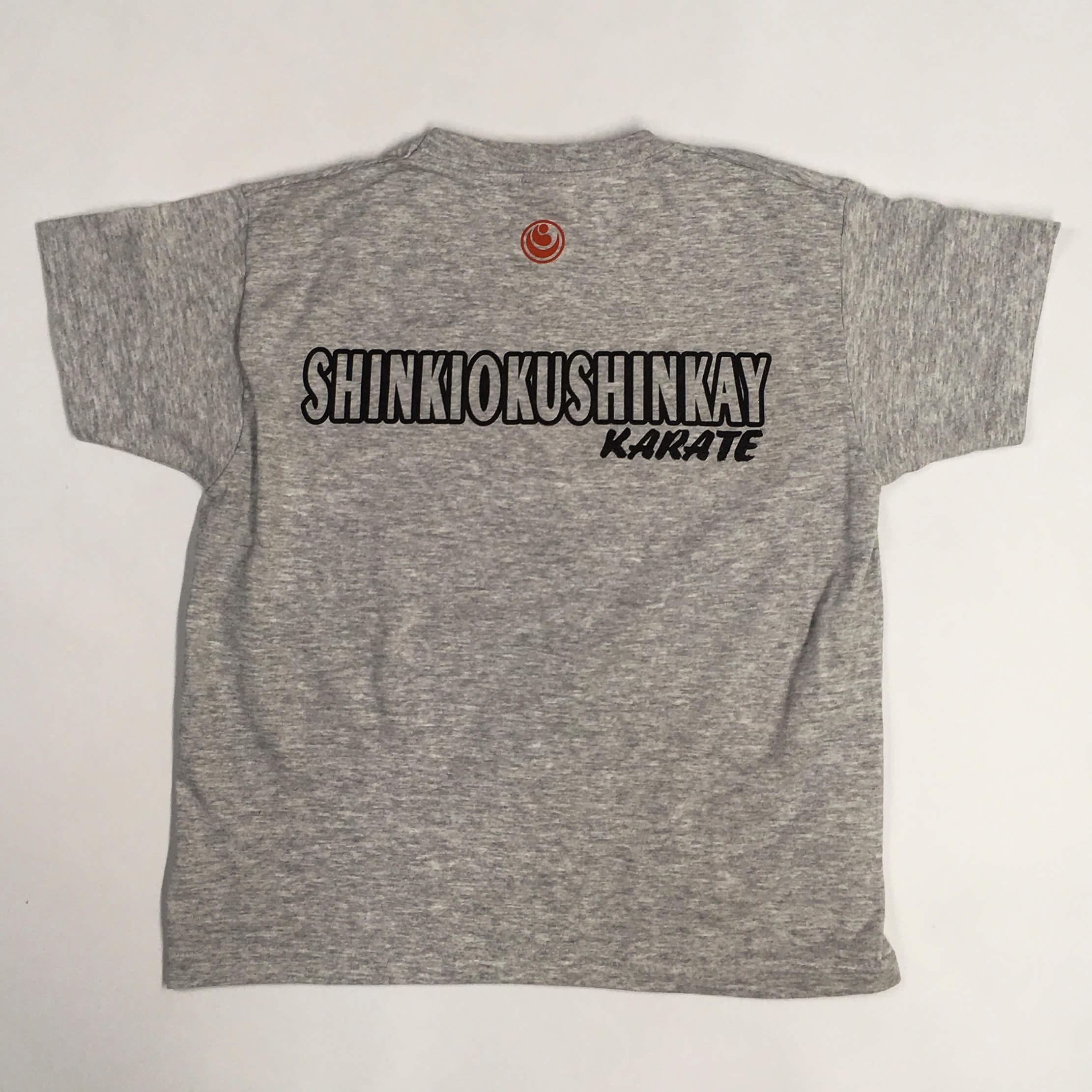 Футболка карате Shinkyokushinkai