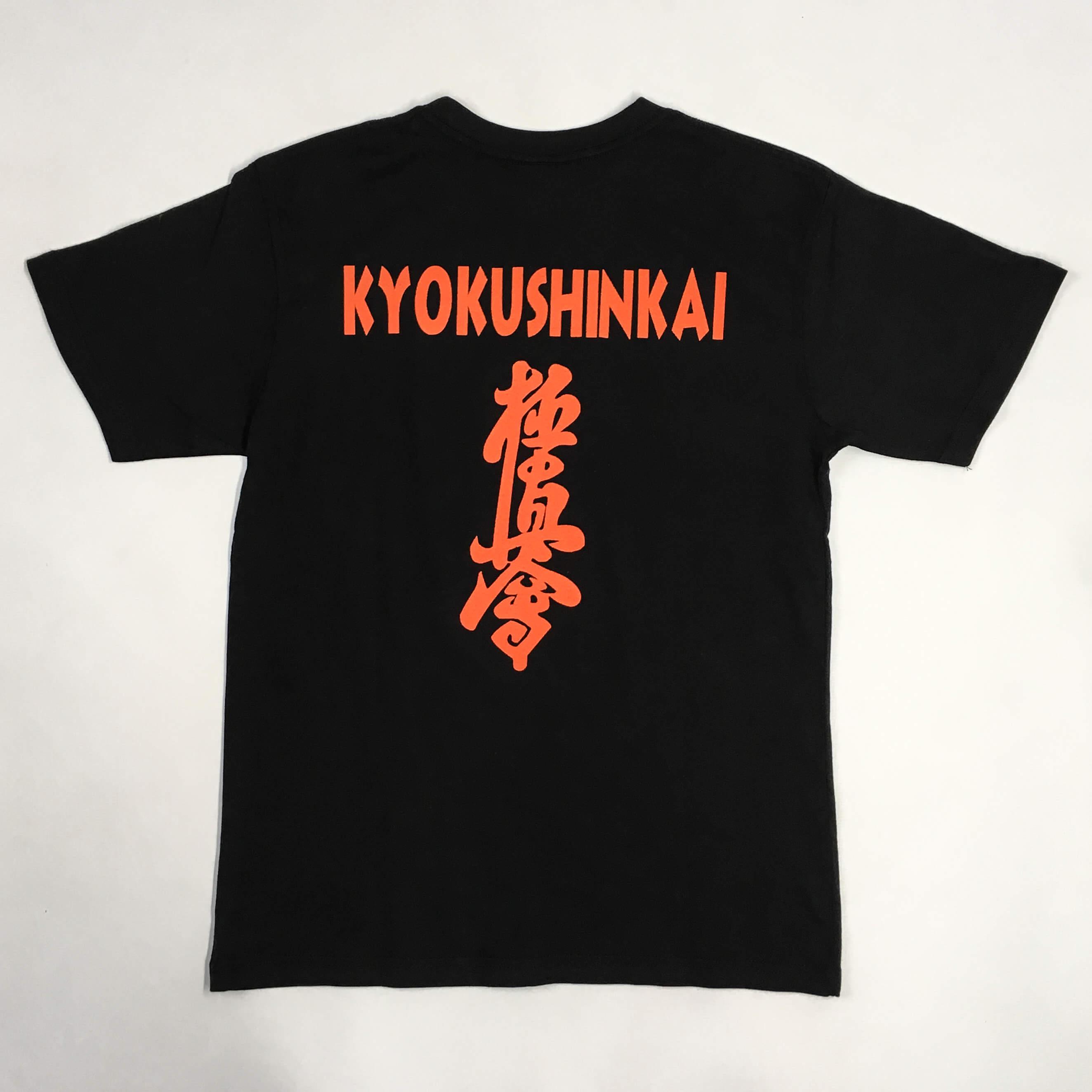 Футболка карате Kyokushinkai