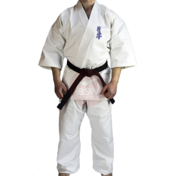 Дитяче кімоно для карате Кіокушинкай (260 г/м²)
